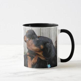 Gordon Setters Friends Forever Ceramic Mug