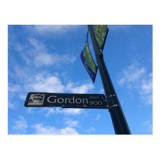Gordon Street Postcard