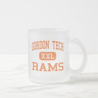 Gordon Tech - Rams - High - Chicago Illinois Mugs