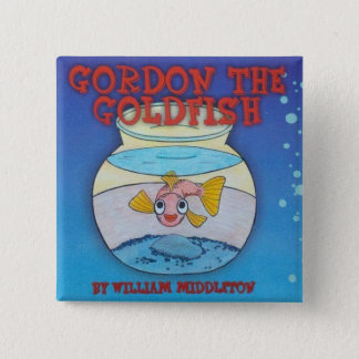 GORDON THE GOLDFISH BUTTON