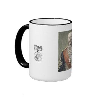 Gordon's Cup of Joe Ringer Coffee Mug