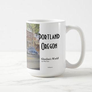 Gordon's World Classic White Coffee Mug