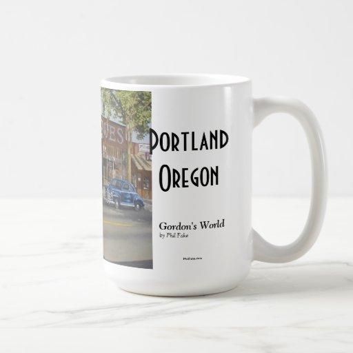 Gordon's World Mugs