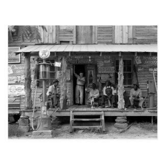 Gordonton, Carolina del Norte: 1939 Tarjeta Postal
