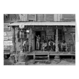 Gordonton, North Carolina: 1939 Card