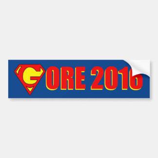 """""""GORE 2016"""" BUMPER STICKER"""