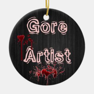 Gore Makeup Ornament