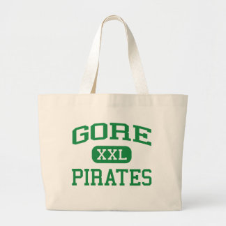 Gore - piratas - High School secundaria de Gore -  Bolsa Tela Grande