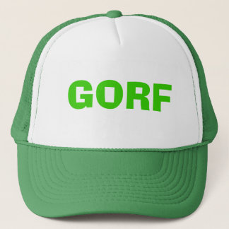 GORF TRUCKER HAT