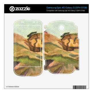 Gorge by August Macke Skin For Samsung Epic