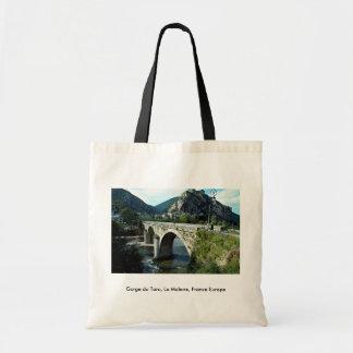 Gorge du Taru, La Malene, France Europe Budget Tote Bag
