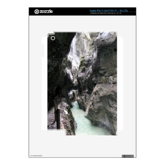 Gorge in Germany Skins For iPad 3