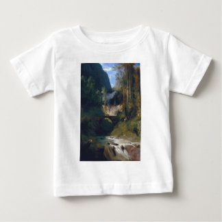 Gorge near Amalfi - 1831 by Carl Blechen Baby T-Shirt