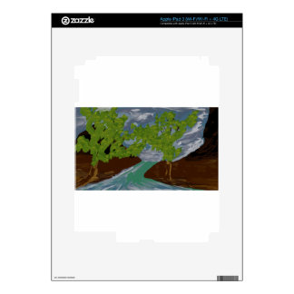 Gorge Skin For iPad 3