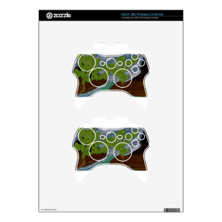 Gorge Xbox 360 Controller Decal