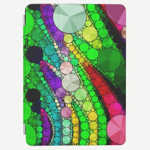 Gorgeous Abstract Bling Pattern iPad Air Cover