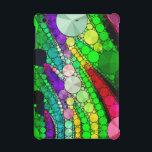 "Gorgeous Abstract Bling Pattern iPad Mini Retina Cover<br><div class=""desc"">Ipad Mini QPC template</div>"