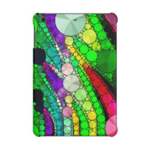 Gorgeous Abstract Bling Pattern iPad Mini Retina Cover