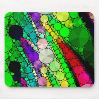Gorgeous Abstract Bling Pattern Mouse Pad