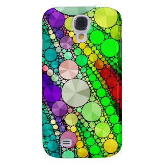 Gorgeous Abstract Bling Pattern Samsung Galaxy S4 Cover