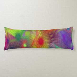 Gorgeous Abstract Flower Throw Pillow Body Pillow