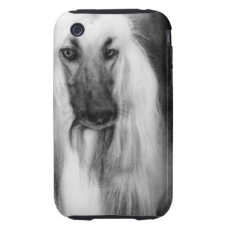 Gorgeous Afghan Hound iPhone 3 Tough Covers