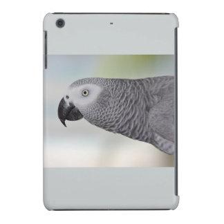 Gorgeous African Grey Parrot iPad Mini Retina Covers