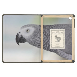Gorgeous African Grey Parrot Cover For iPad Air