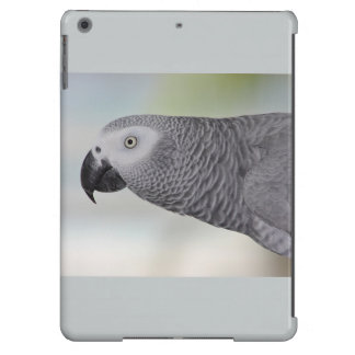 Gorgeous African Grey Parrot iPad Air Cover