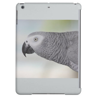 Gorgeous African Grey Parrot iPad Air Cases