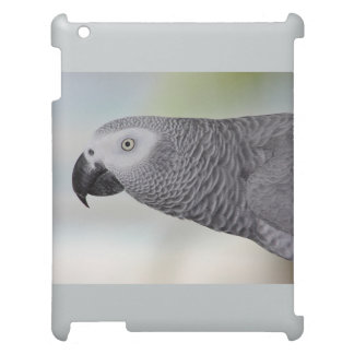Gorgeous African Grey Parrot iPad Cover