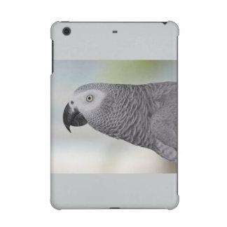 Gorgeous African Grey Parrot iPad Mini Retina Cases