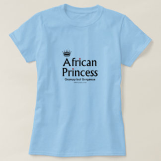 gorgeous african princess T-Shirt