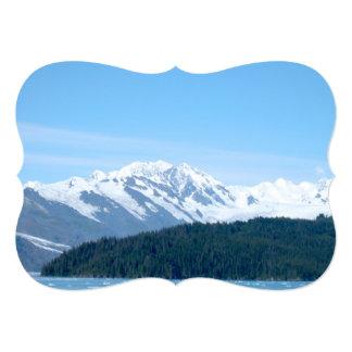 Gorgeous Alaska 5x7 Paper Invitation Card