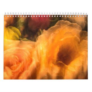 Gorgeous and Exuberant Calendario