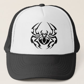 Gorgeous and Tribal Spider Trucker Hat