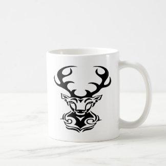 Gorgeous and Wild Deer Coffee Mug