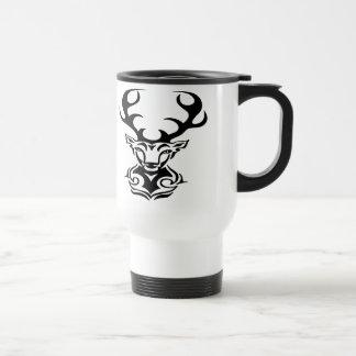 Gorgeous and Wild Deer Travel Mug