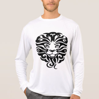 Gorgeous and Wild Lion Mascot T-Shirt