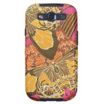Gorgeous Art Deco Seguy Nature Abstract Phone Case Galaxy SIII Cover