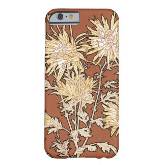 Gorgeous Art Nouveau Floral Art Cases, Speakers Barely There iPhone 6 Case