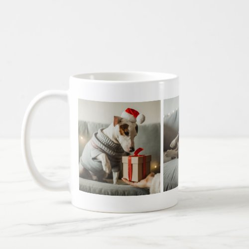 Gorgeous Awesome Christmas Photo Collage Mug
