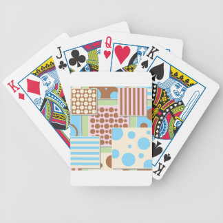 GORGEOUS BABY PATTERNS BICYCLE PLAYING CARDS