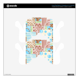 GORGEOUS BABY PATTERNS SKIN FOR PS3 CONTROLLER
