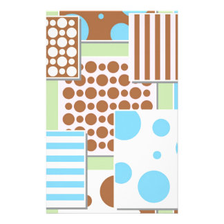 GORGEOUS BABY PATTERNS STATIONERY