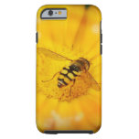 Gorgeous Bee on Golden Flower iPhone 6 Case