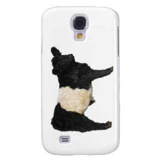 Gorgeous Belted Galloway Steer Cutout Samsung Galaxy S4 Case