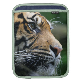 Gorgeous Bengal Tiger Face iPad Sleeves