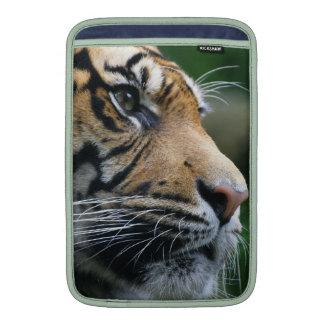 Gorgeous Bengal Tiger Face MacBook Sleeve