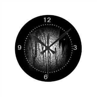 gorgeous Black wall clock
